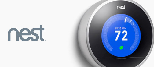 nest thermostat - Energy Controls for homes