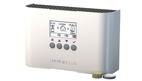 Solar immerSUN immersion controller