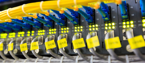 data cabling - Commercial Electrical Services