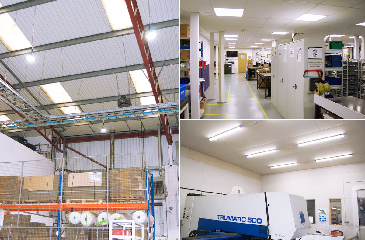 Expo Technologies with LED Lighting