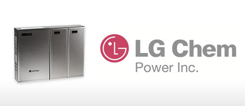 lg chem - Battery storage Residential