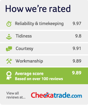 panel checkatrade - TEST