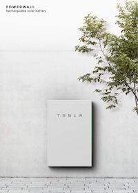 Tesla Powerwall Brochure Infinity Energy Services - Tesla Powerwall