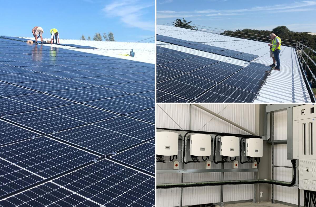 ahmarra right solar - Solar PV case study - Ahmarra