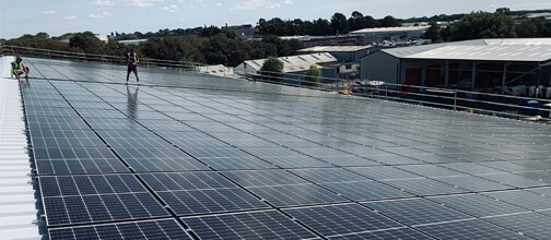 ahmarra intro image - Solar PV Case Studies for Business