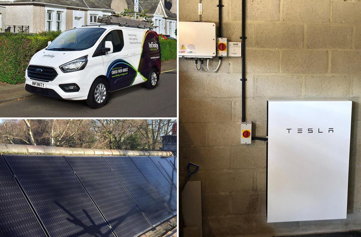 arthur right solar - Solar PV case study - Solent area