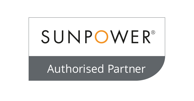 authorised partner - SunPower Solar Panels