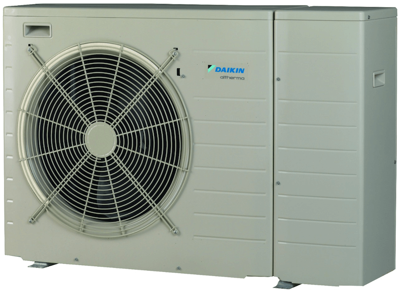 daikin altherma - Air Source Heat Pumps