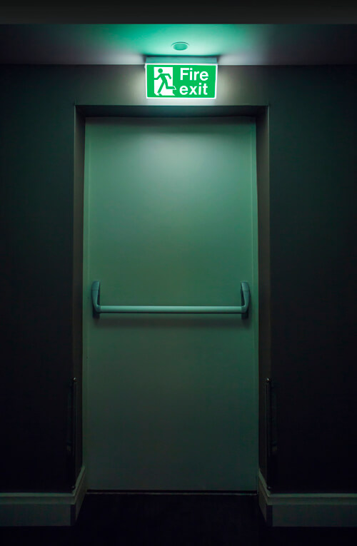 Emergency Lighting | Keep your staff safe | Comply with the