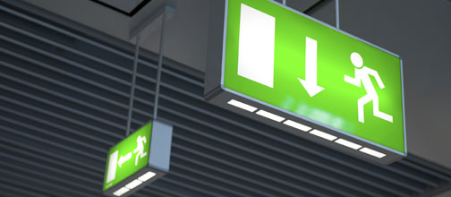 emergency lighting - Commercial Electrical Services