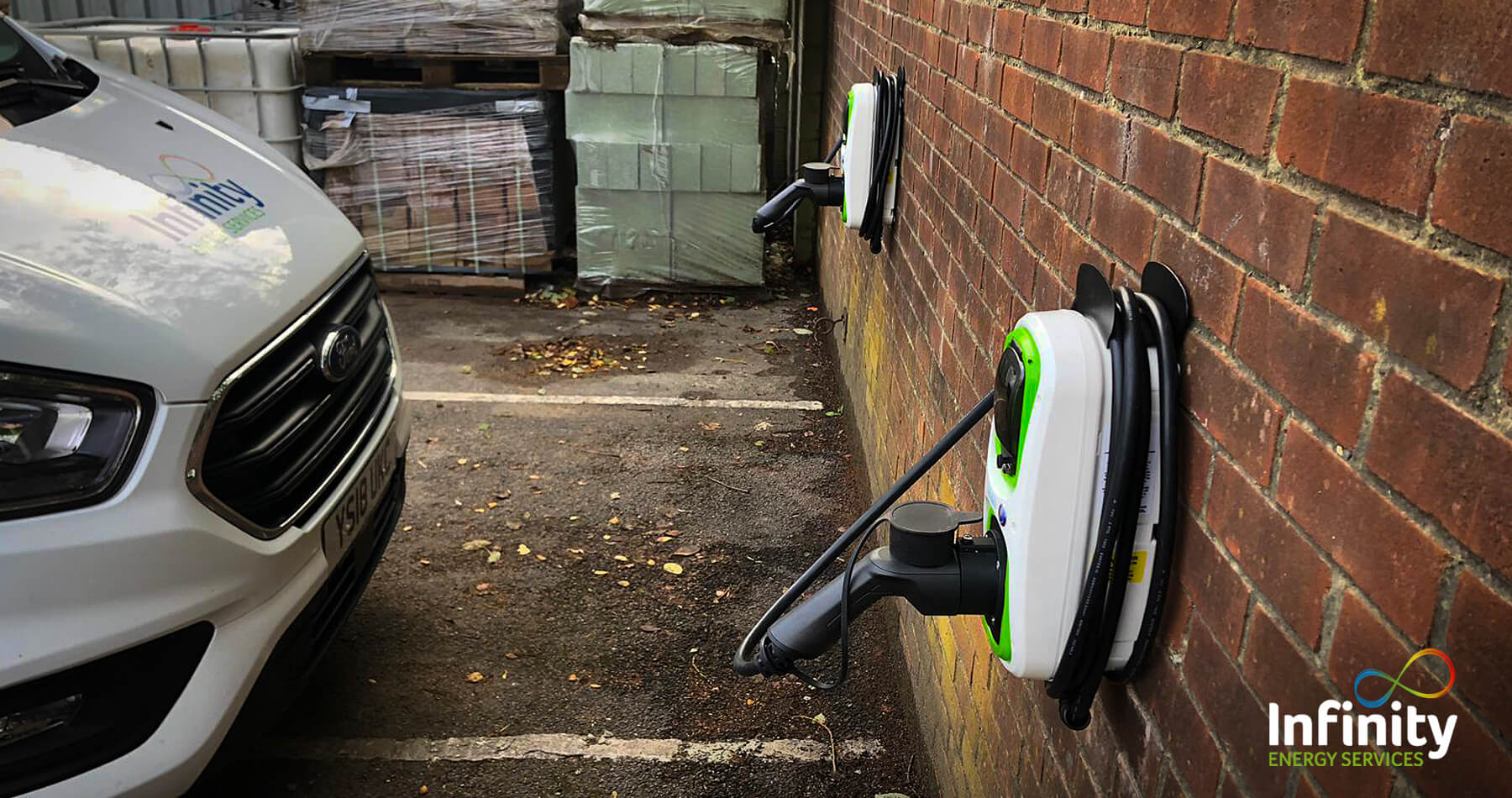 gallery ev chargers business 2 - Electric Car Charging Points for Business