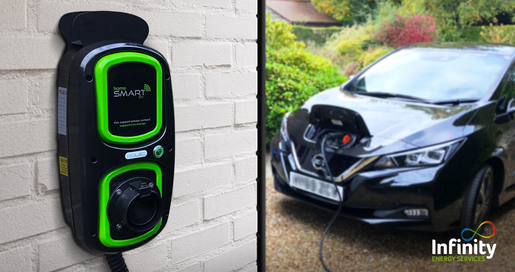 gallery ev chargers home 1 - Electric Car Charging Points for Home