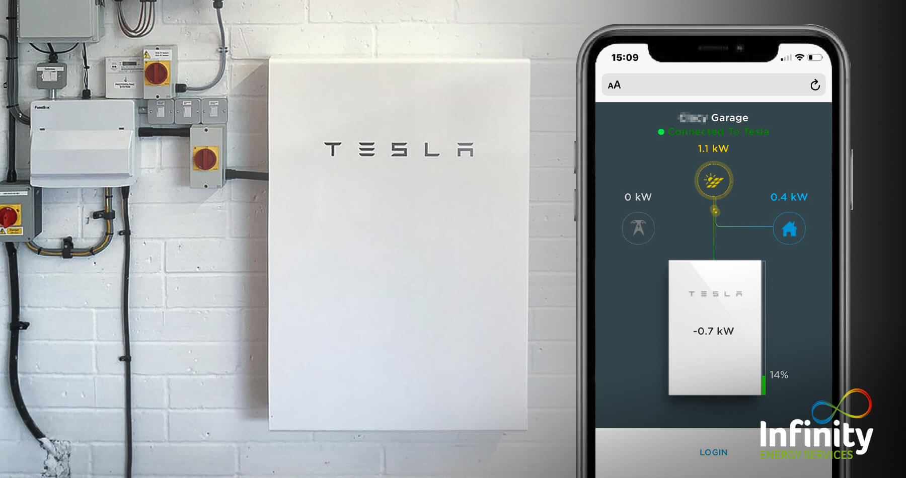 gallery powerwall 1 - Tesla Powerwall