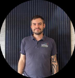 greg electrician 288x300 - Meet the Team