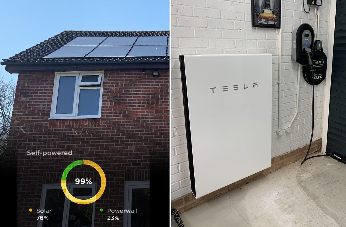 hanslip right solar - Solar PV case study - Hedge End