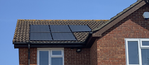 hanslip intro image - Solar PV Case Studies for Home