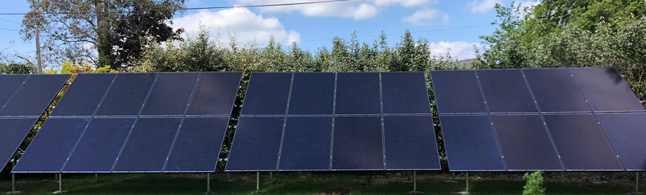 lampitt intro pic2 - Solar Case Study for a ground-mounted system