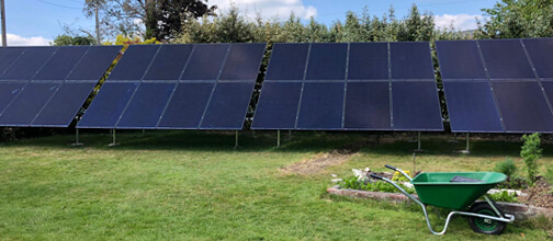 lampitt intro image - Solar PV Case Studies for Home
