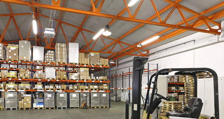 led warehouse lighting - Guides
