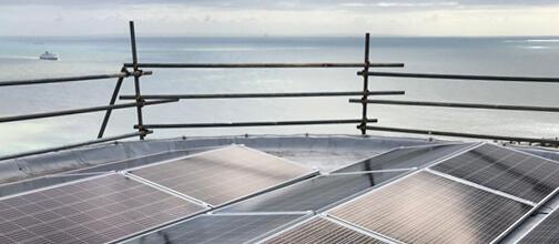 maritime agency dover - Solar PV Case Studies for Business