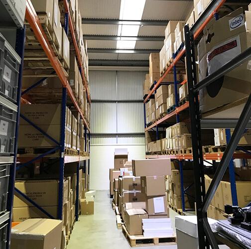 medi warehouse after - CS Mediplus