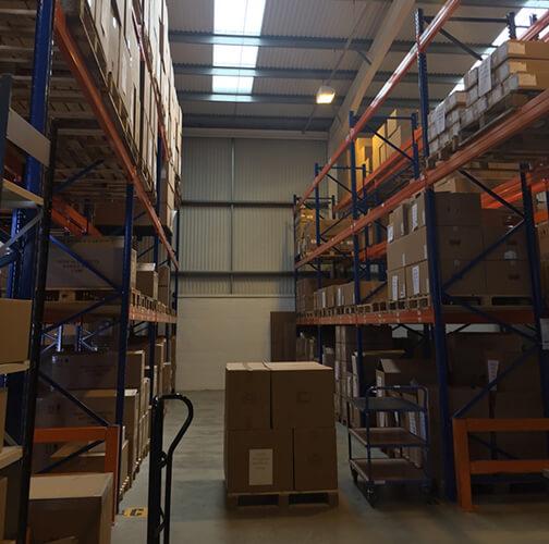 medi warehouse before - CS Mediplus