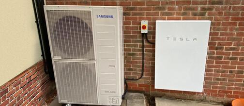 mr wells intro - Air Source Heat Pumps Case Studies