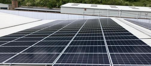 psv glass - Solar PV Case Studies for Business