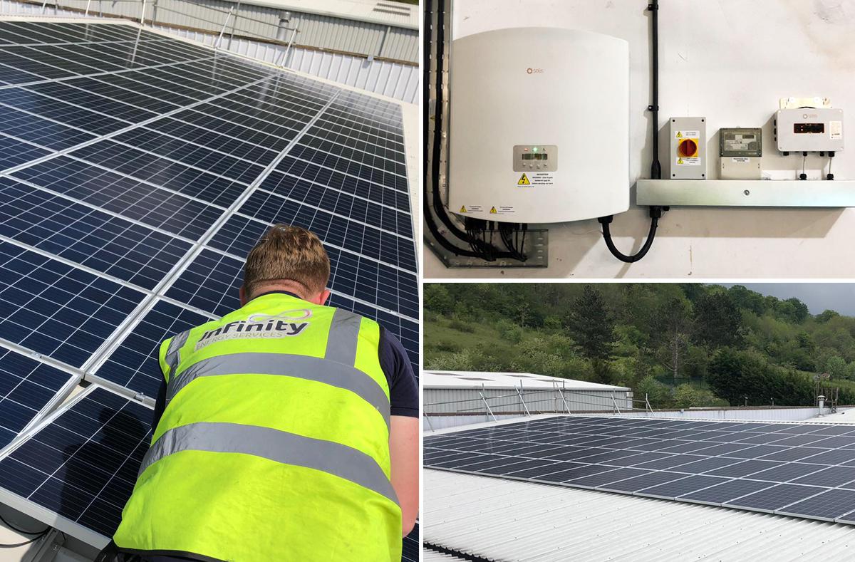 psv right solar - Solar PV case study - PSV Glass