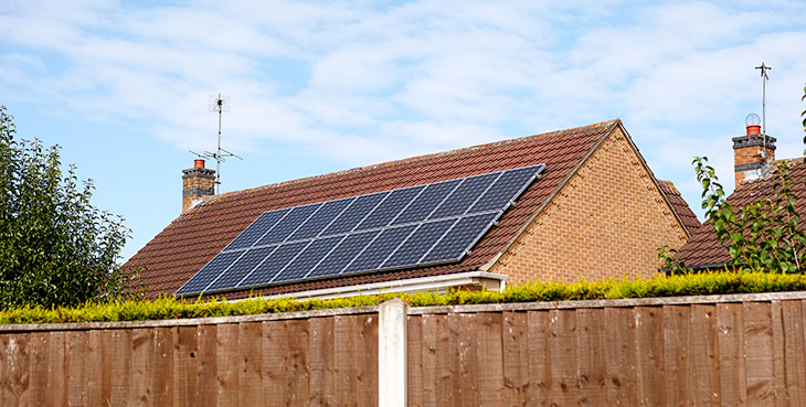 Residential Solar Panels Hampshire