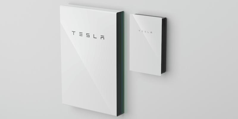 solar battery storage tesla powerwall - Solar Battery Storage