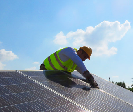 Infinity Energy Services - solar panel installers for Hampshire