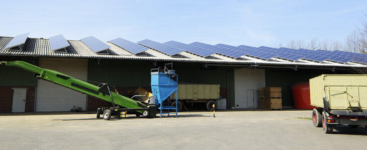 Solar PV for farms