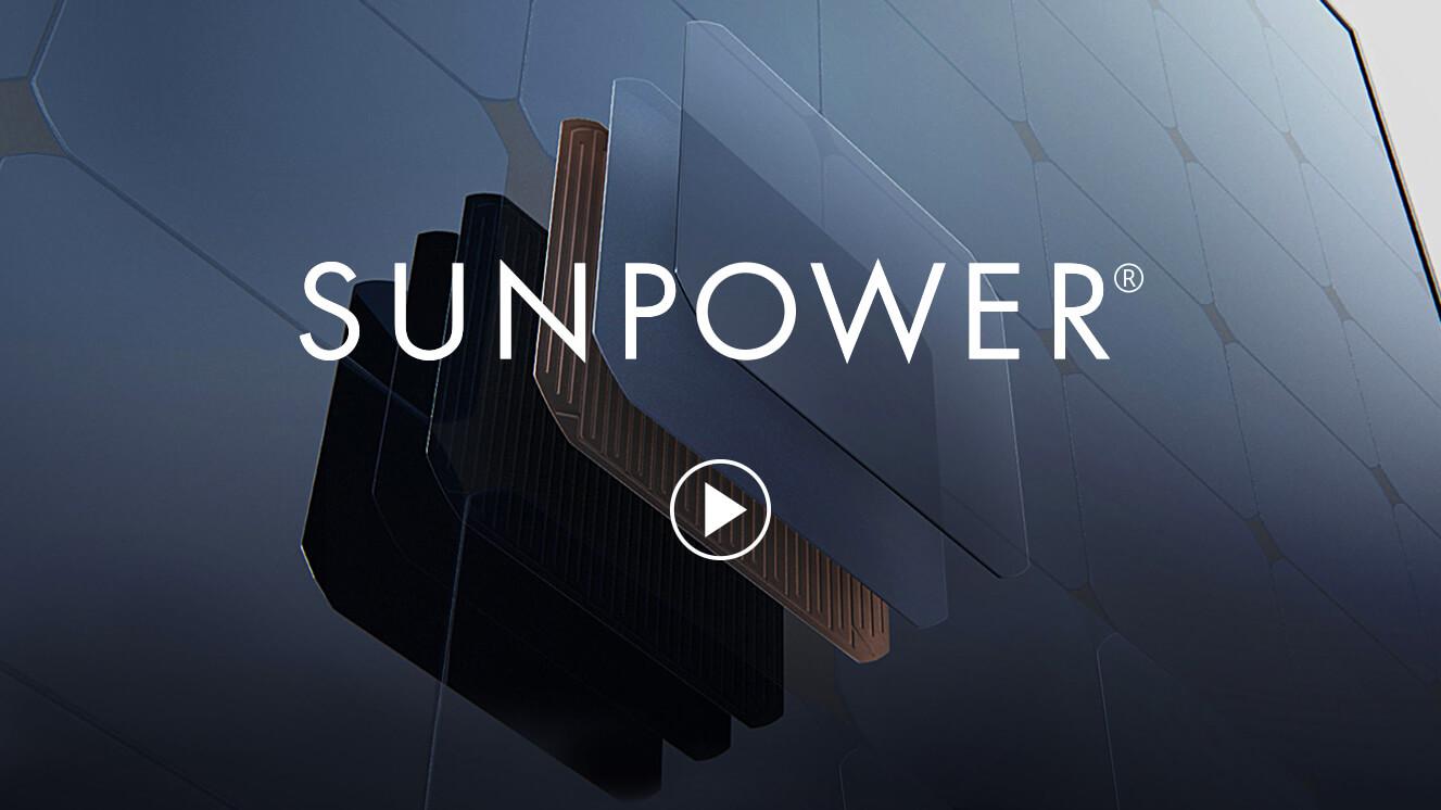 sunpower video thumbnail - SunPower Solar Panels