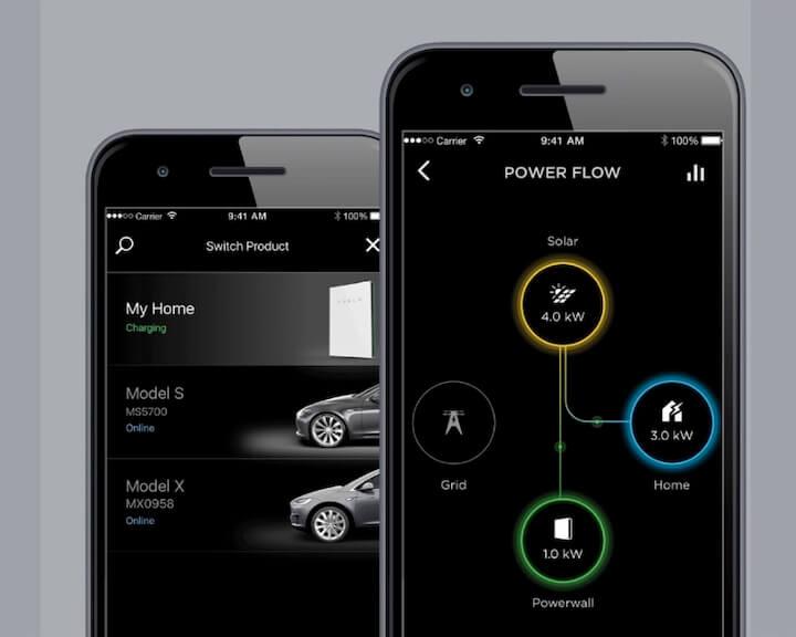tesla app - Electricity Tariffs