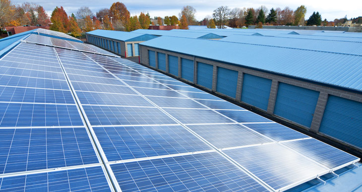 the benefits of commercial solar panels - Guides
