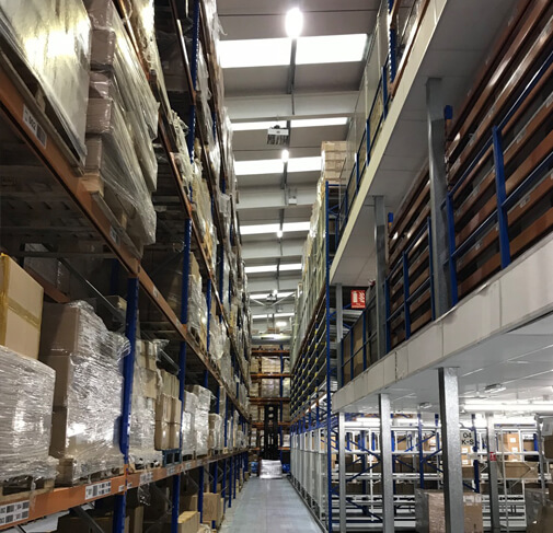 Warehouse LED Lighting